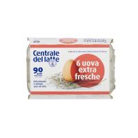 uova- extra fresche Centrale del Latte